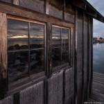 grand marais fishhouse in the marina