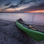 fishing kayak on sanibel island