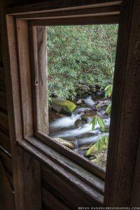 window of mil in smokies