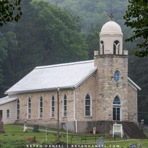 wexford, iowa church